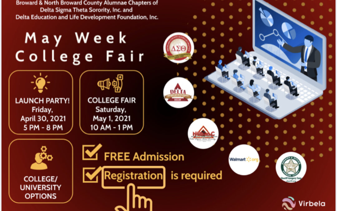 May Week College Fair
